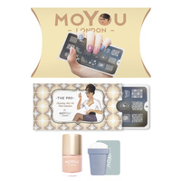 Stamping set MOYOU The Pro