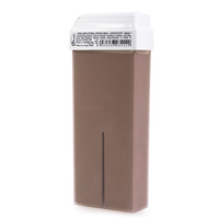 Roller Cartridge Depilatory Wax ROIAL Chocolate 100ml