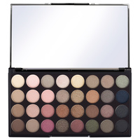 Ultra 32 Shade Eyeshadow Palette MAKEUP REVOLUTION Flawless 16g