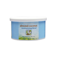 Depilatory Wax in Tin Can CLEAN EASY Almond and Coconut 226g