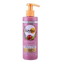 2u1 Maska i balzam za farbanu kosu LOVEA Cranberry 250ml