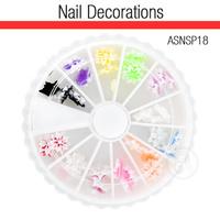 Nail Art Kit 3D Flowers ASNSP18