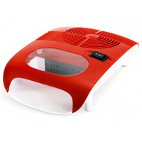 Nail Polish Dryer FEIMEI8381 Red