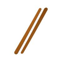 Turpija za nokte drvena Trendy Medium 200/240