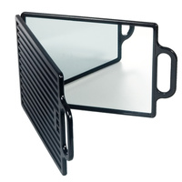 Salon Mirror Double 9978 Black