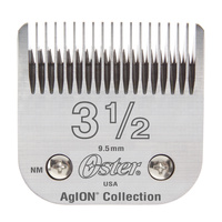 Spare Blade For Hair Clippers Oster Size 3 1/2 -  9.5 mm