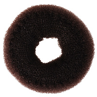 Hair Bun Sponge COMAIR Brown 9cm 10g