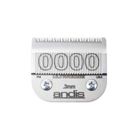 Spare Blade For Hair Clippers Andis Ultra Edge Size 0000 - 0,3mm