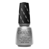 Završni sjaj za trajni lak UV/LED GELAZE Top Coat 14ml