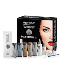 Eyelash And Brow Coloring Starter Kit APRAISE