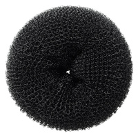 Hair Bun Sponge HS0013 Black 8cm 9g