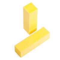 Block Nail File B11 Yellow 150#