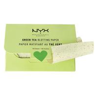 Papirići za matiranje lica NYX Professional Makeup Blotting Paper Green Tea BPRGT 100/1