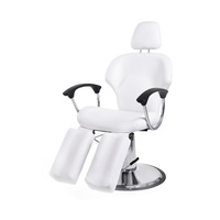 Multifunctional three-piece chair NV-88102-1 with Hydraulic Adjustable Height, backrest and footrest