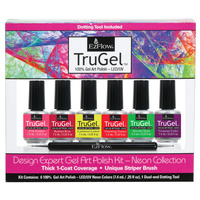 Design Expert Gel Kit EZFLOW Neon 6x7.4ml