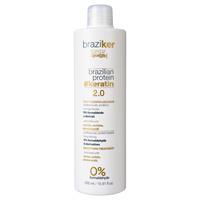 Keratinski tretman za ispravljanje kose BRAZIKER 3ME Brazilian Protein 500ml