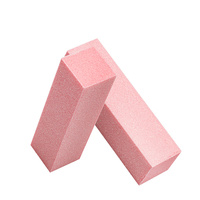 Block Nail File B13 Pink 150#