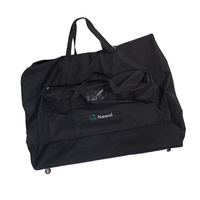 Bag for foldable and portable bed CB1W with wheels