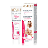 Depilation Cream for Sensitive Skin 8in1 REVUELE 125ml