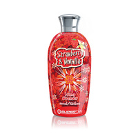 Tanning cream  STRAWBERRY & VANILLA 200 ml