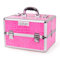 Beauty Case for Tools and Accessories GALAXY TC-3154HPC Pink