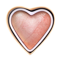 Rumenilo I HEART REVOLUTION Blushing Hearts Peachy Pink Kisses 10g