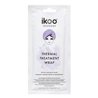 Detox & Balance Hair Mask IKOO Infusion Thermal Treatment Wrap 35g