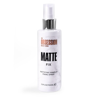 Fiksator šminke sa mat finišom OBSESSION Matte Fix 100ml