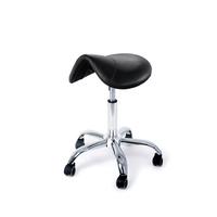 Pomoćna radna stolica DP9909 sa anatomskim sedištem i podešavanjem visine bez naslona za leđa