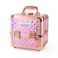 Beauty Case for Tools and Accessories GALAXY Holographic 1271H