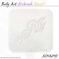 Body Art Stencils ASN-BMA-A098