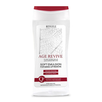 Makeup Remover Wrinkle Lift Soft Emulsion REVUELE Age Revive 200ml