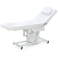 Kozmetički krevet za masažu, depilaciju i tretmane NS688 dvodelni sa elektropodešavanjem