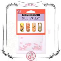 Ukrasi za Nail Art HE4807 Roze