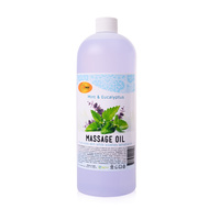 Massage Oil SPA REDI Minth and Eucaliptus 848ml