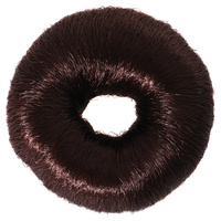 Hair Bun Sponge COMAIR Brown 9cm 18g