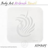 Body Art Stencils ASN-BMA-A105