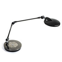 LED Table Lamp For Manicure YM514 Black Chrome 4W