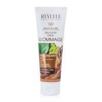 Piling krema za lice sa kofeinom, glinom i cimetom REVUELE Antioxidant 80ml