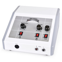 Cosmetic device for hair and face treatments DMX-4010 with 2 functions