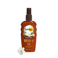Dry Oil Spray SPF10 LOVEA 200ml