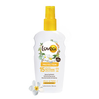Sun Care Spray SPF15 LOVEA 200ml