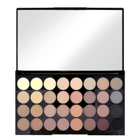 Ultra 32 Shade Eyeshadow Palette MAKEUP REVOLUTION Flawless Matte 16g