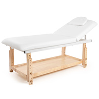 Cosmetic bed for massage, depilation and treatments DP-8340 twopiece with adjustable height