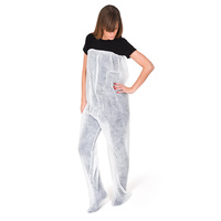 Disposable pressoterapia pants