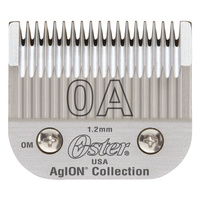 Spare Blade For Hair Clipper Oster Size OA - 1.2 mm