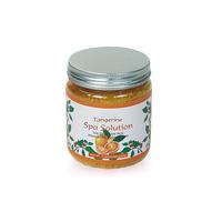 SPA Pedicure Mineral Salt Tangerine 400g