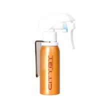 Alu Spray Bottle R524F Orange 125ml
