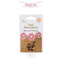 Metallic Nail Design MNDE019