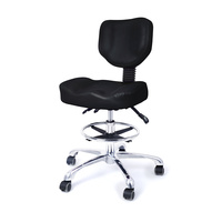 Technician Chair DP9942 with Adjustable Height, Backrest and Footrest